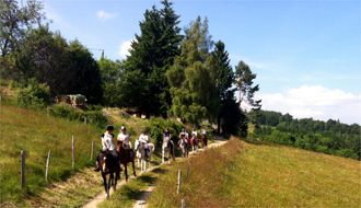 Horseback rides in Provence - Ride in France