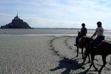 RIDE IN FRANCE - Ride in the Mont Saint Michel Bay