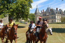 RIDE IN FRANCE - Ride in the Loire Valley