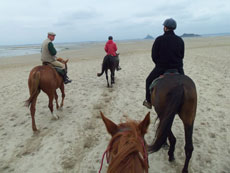RIDE IN FRANCE - Ride to the Mont Saint Michel