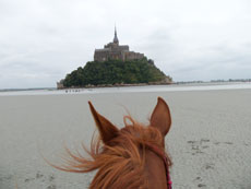RIDE IN FRANCE - Ride around the Mont Saint Michel