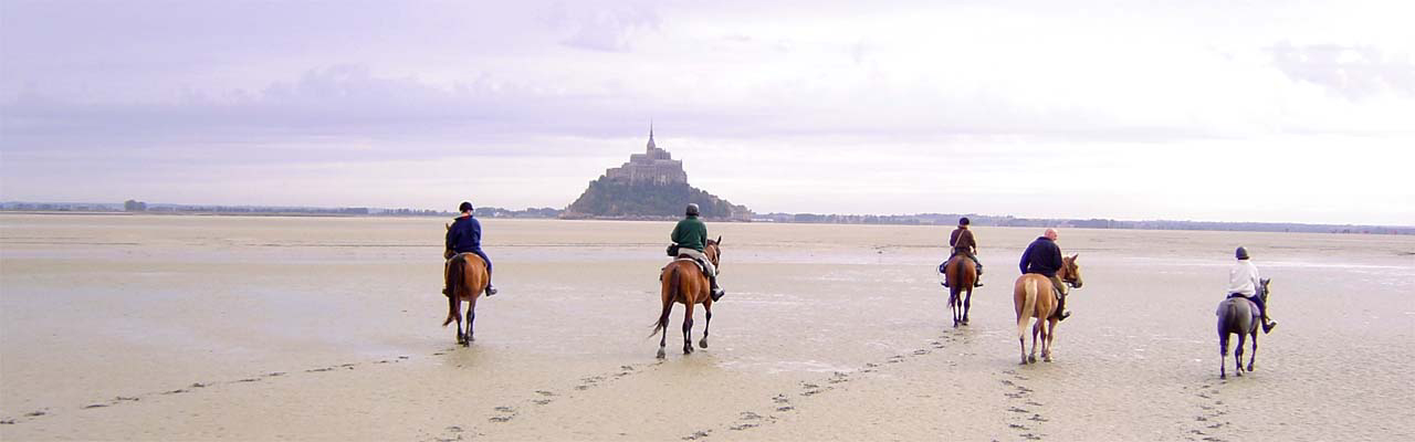 RIDE IN FRANCE - Ride in Mont Saint Michel Bay