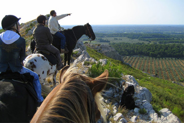 Horse Riding holidays in France